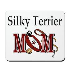 Silky Terrier Mom Mousepad
