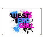 West end Girl Banner