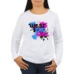 West end Girl Women's Long Sleeve T-Shirt