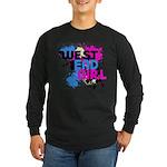 West end Girl Long Sleeve Dark T-Shirt