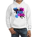 West end Girl Hooded Sweatshirt