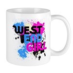 West end Girl Mug