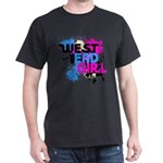 West end Girl Dark T-Shirt