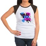 West end Girl Women's Cap Sleeve T-Shirt