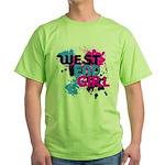 West end Girl Green T-Shirt