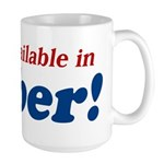Available in Sober Large Mug