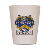 McKee Coat of Arms Shot Glass