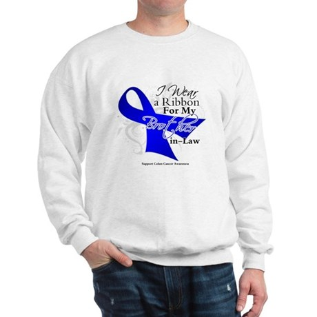 Brother-in-Law Colon Cancer Sweatshirt