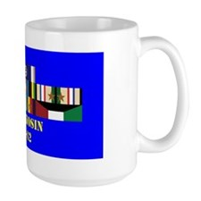 USS Chosin CG-62 Coffee Mug