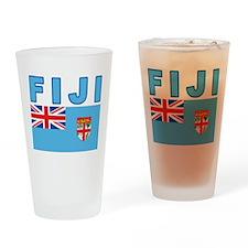 Fiji Flag Pint Glass