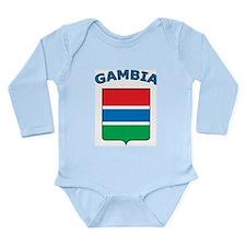 Gambia Onesie Romper Suit