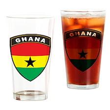 Ghana Pint Glass