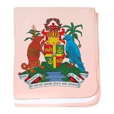 Grenada Coat Of Arms baby blanket