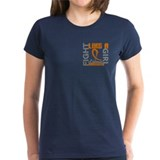 Fight Like a Girl Leukemia Tee