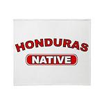 Honduras Native Throw Blanket