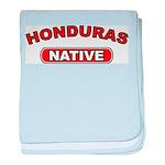 Honduras Native baby blanket