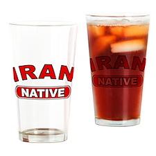 Iran Native Pint Glass