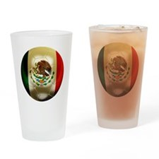 Mexico World Cup Pint Glass