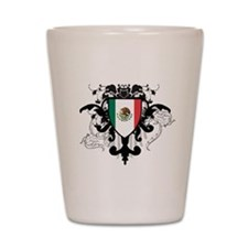 Stylish Mexico Shot Glass
