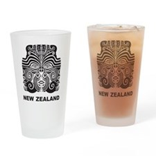 New Zealand Pint Glass