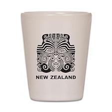 New Zealand Shot Glass