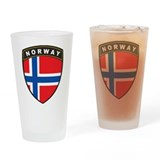 Norway Pint Glass