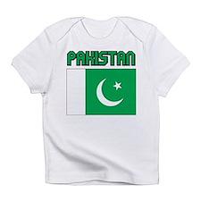 Pakistan Flag Infant T-Shirt