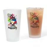 Philippines Pint Glass