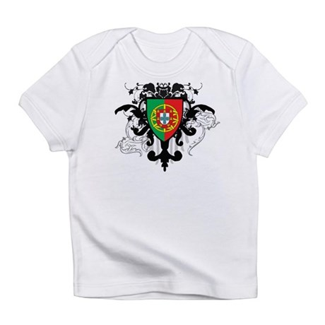 Stylish Portugal Infant T-Shirt