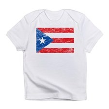 Vintage Puerto Rico Flag Infant T-Shirt