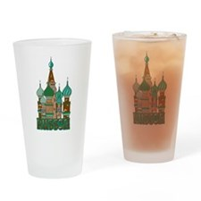 Russia Pint Glass
