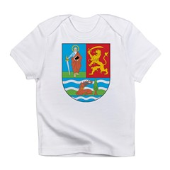 Vojvodina Coat Of Arms Infant T-Shirt