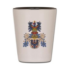 Carniola Coat Of Arms Shot Glass