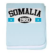 Somalia 1960 baby blanket
