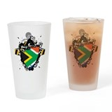 Deejay In South Africa Pint Glass