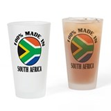 Made In South Africa Pint Glass