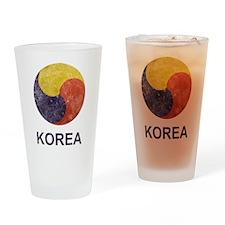 Vintage Korea Pint Glass