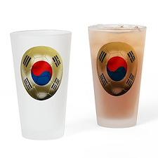 Korea Republic World Cup Pint Glass