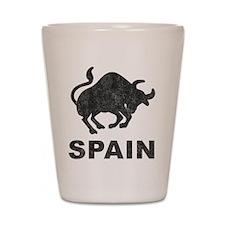 Vintage Spain Shot Glass
