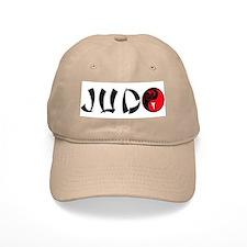 Judo Too Baseball Cap (White or Khaki)