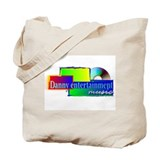 Danny entertainment Music Tote Bag