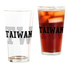 TW Taiwan Pint Glass