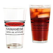 Attitude Taiwanese Pint Glass