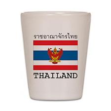 Thailand Shot Glass