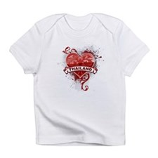 Heart Thailand Infant T-Shirt