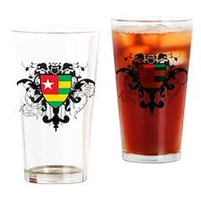 Stylish Togo Pint Glass
