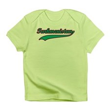 Retro Turkmenistan Infant T-Shirt