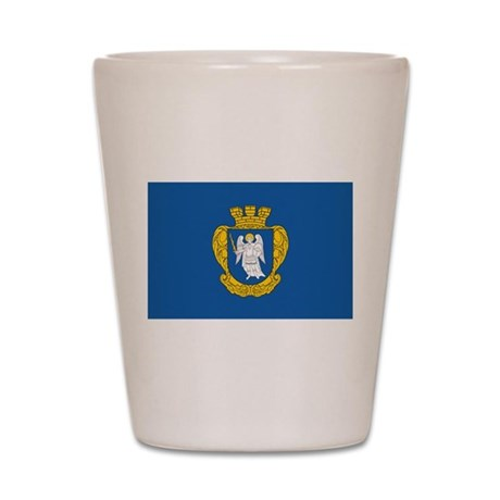 Kiev Flag Shot Glass