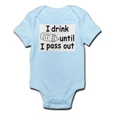 I Drink Infant Bodysuit