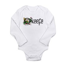 O'Keefe Celtic Dragon Long Sleeve Infant Bodysuit